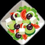 Kinderspielplatz Frankfurt Essen Salat