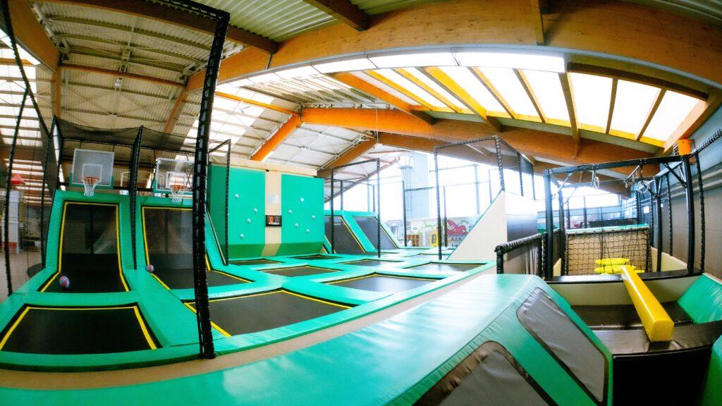 trampolin frankfurt