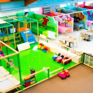Kleinkinder Spielplatz